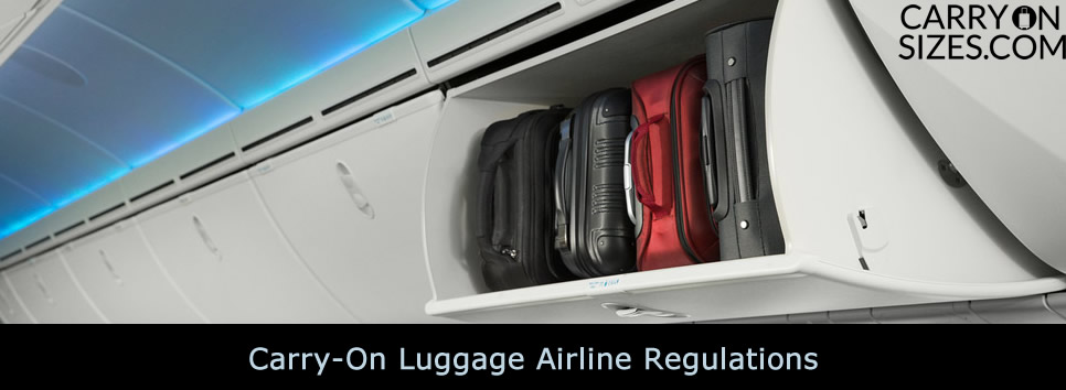 Carry-On-Luggage-Regulations