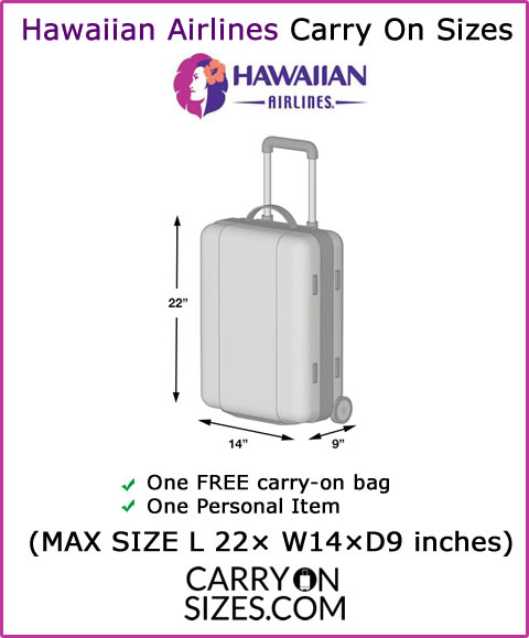 Hawaiian-Airlines-Carry-On-Size