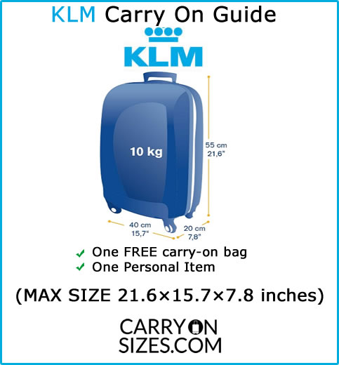 KLM-Carry-On-Size