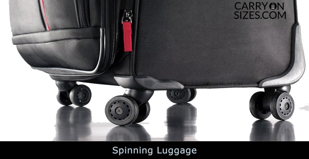 Spinning-Luggage