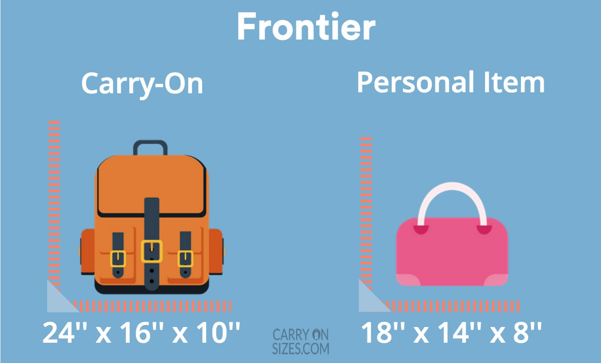 frontier-carry-on-luggage-sizes
