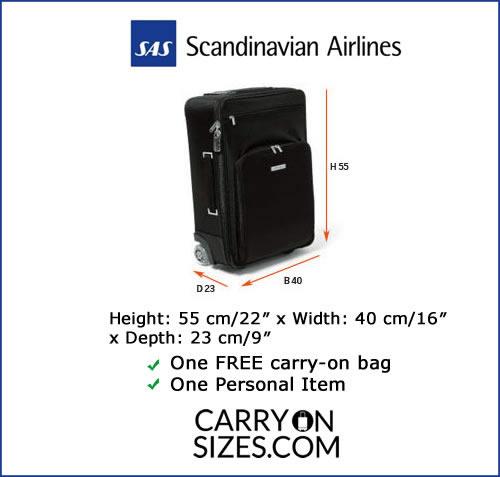sas-baggage-allowance